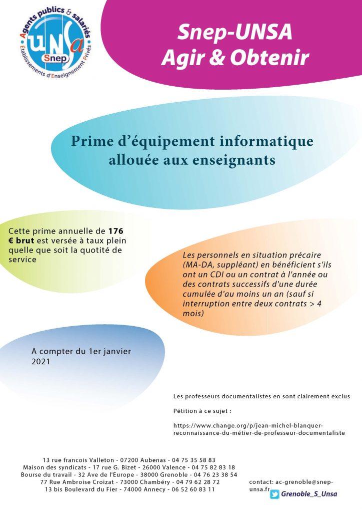 prime info